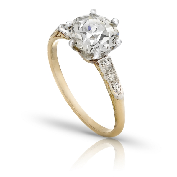3 Most Popular Vintage Engagement Rings